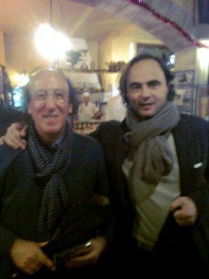 <p>A Cena con l'ex capitano Giuseppe Giannini</p>